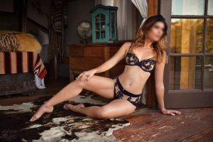 Myriel female call girl in Ames IA, nuru massage