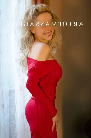 Wieslawa female escort girls & nuru massage